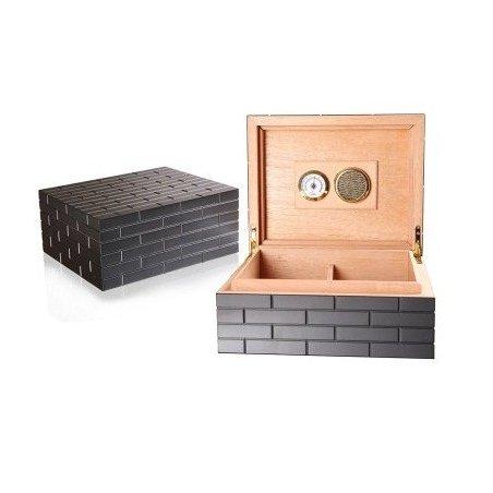 Humidor Black Wall 30 trabucuri SK1086HQ