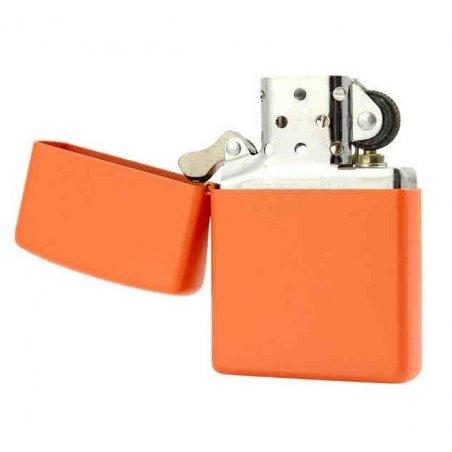 Bricheta Zippo 231 Orange Matte