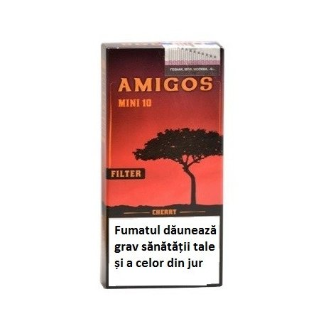 Tigari de foi Amigos Mini Fil. Cherry 10