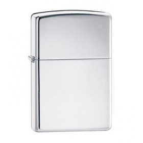 Bricheta Zippo 250 High Polish Chrome