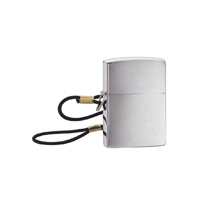 Bricheta Zippo 275 Brushed Chrome Loop