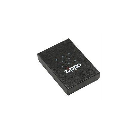 Bricheta Zippo 1600 Brushed Chrome Slim