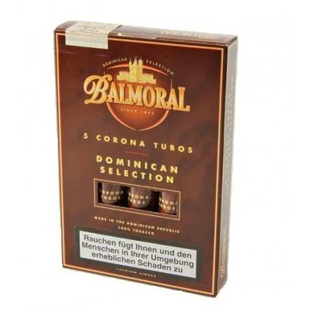 Trabucuri Balmoral Corona Tubos 5