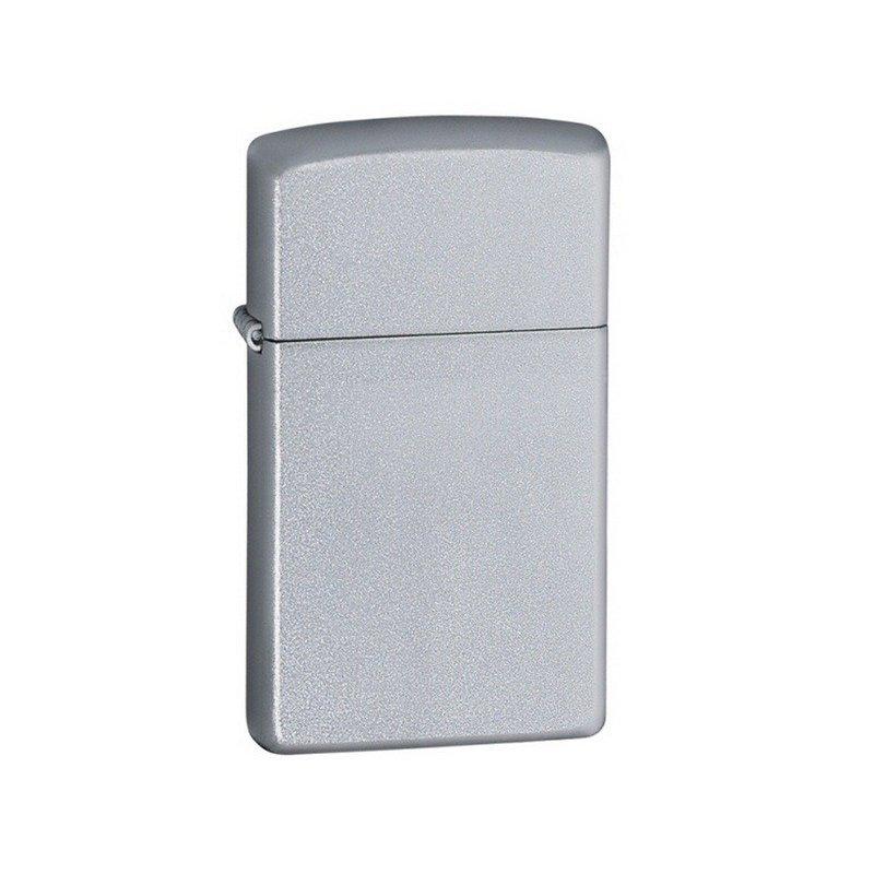 Bricheta Zippo 1605 Satin Chrome Slim