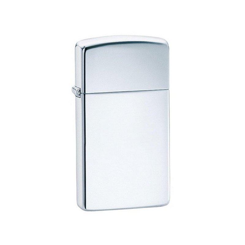 Bricheta Zippo 1610 High Polish Chrome Slim