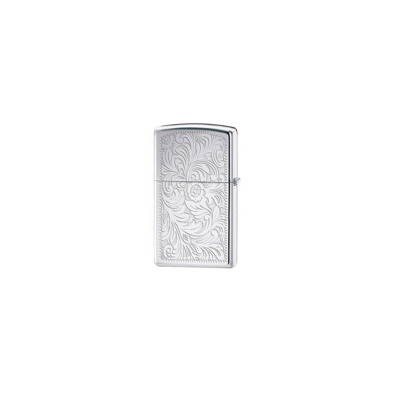Bricheta Zippo 1652 High Polish Chrome Slim
