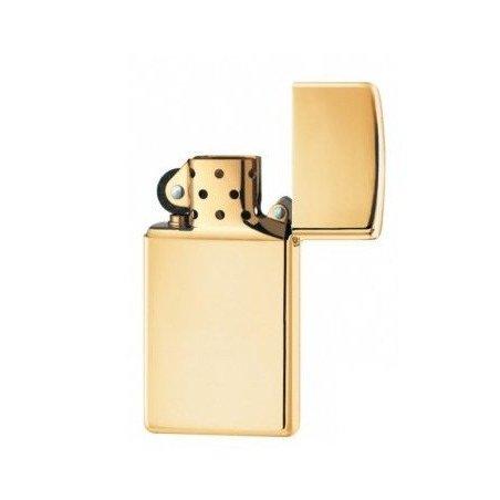 Bricheta Zippo 1654 Solide Brass Slim
