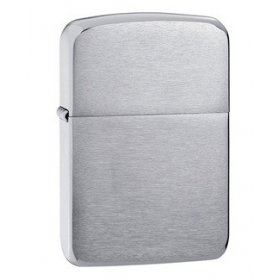 Bricheta Zippo 1941 Replica Brushed Chrome