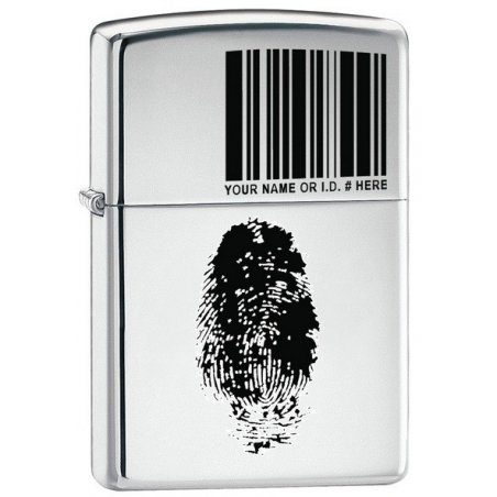Bricheta Zippo 20836 Finger ID