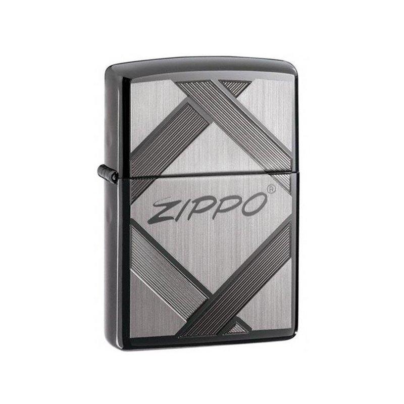 Bricheta Zippo 20969 Black Ice