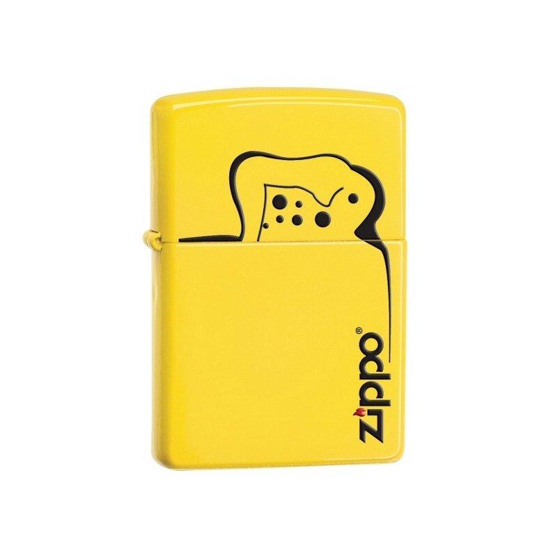 Bricheta Zippo 28062 Lemon Matte