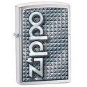 Bricheta Zippo 28280 Brushed Chrome