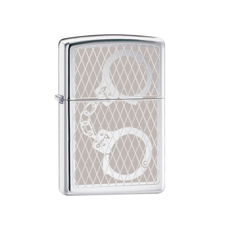 Bricheta Zippo 28287 High Polish Chrome