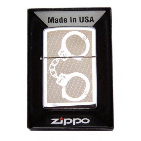 Bricheta Zippo 28287 High Polish Chrome