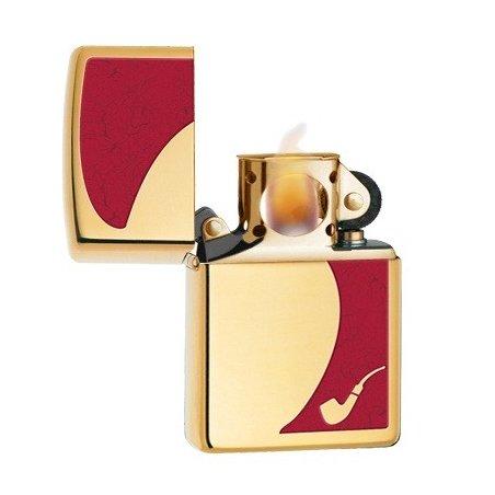 Bricheta Zippo 28322 High Polish Brass