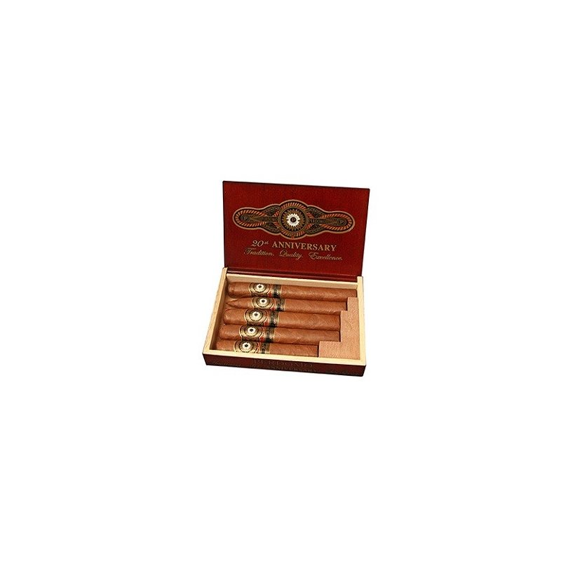 Trabucuri Perdomo 20Th Anniversary Sun Grown 5 Pack Sampler 5