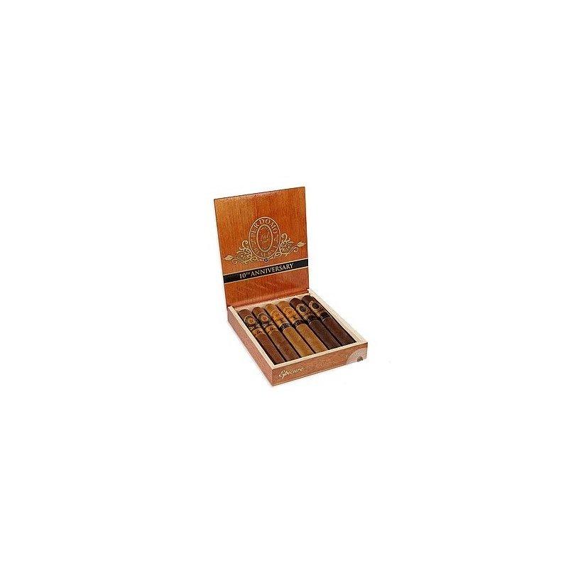 Trabucuri Perdomo Reserve 10 YO Epicure 6 Pack Gift Set Variety