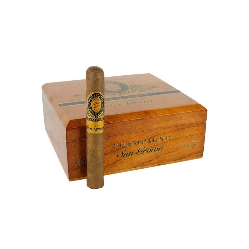 Trabucuri Perdomo Reserve 10th Anniversary Epicure Sun Grown Grand Toro 25