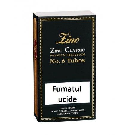 Trabucuri Zino Clasic No 6 Tub 3 S