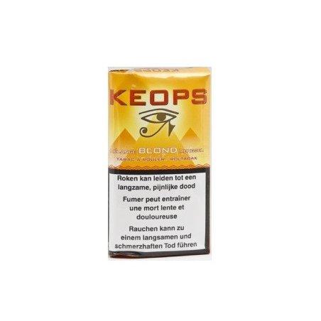 Tutun de rulat Keops Blond 40g