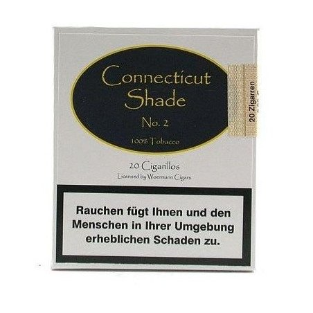 Tigari de foi Woermann Connecticut Shade no.2 20