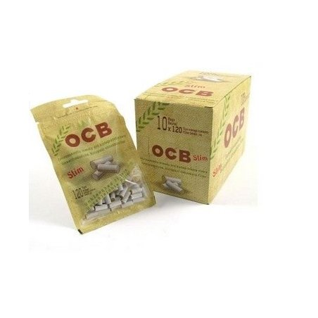 Filtre Slim Biodegradabile OCB 10