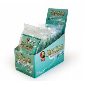 Filtre Zig Zag Menthol Slim OCB 10