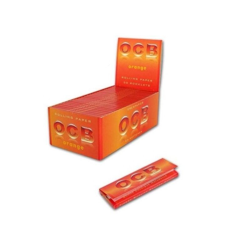 Foite Standard Orange OCB 50