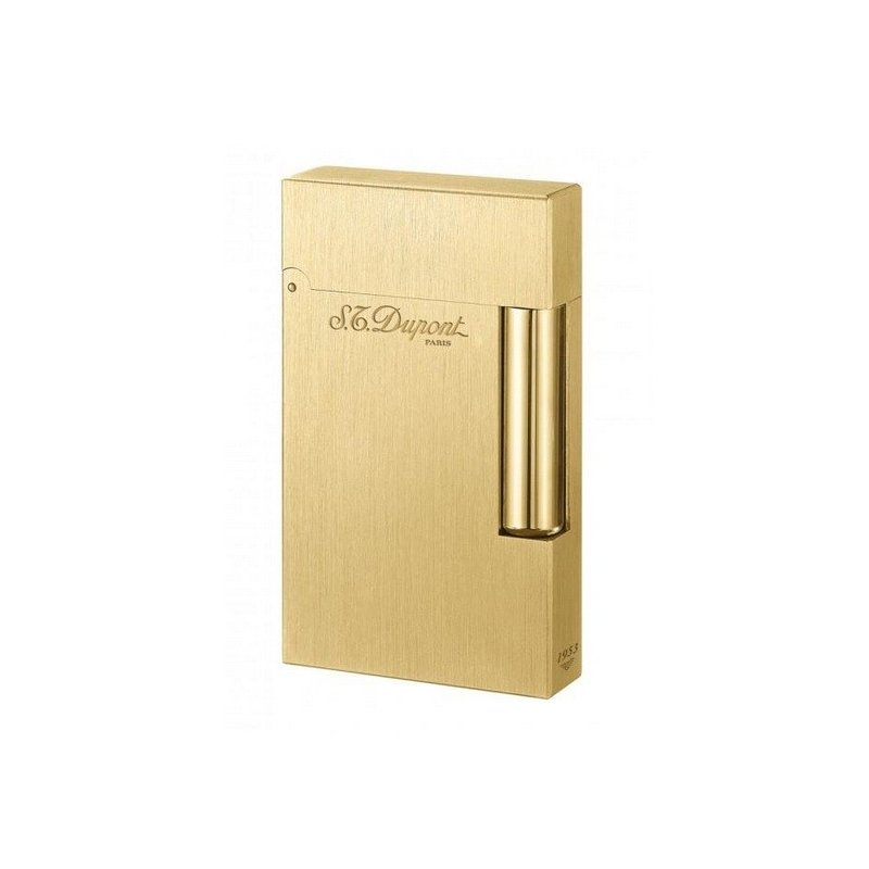 Bricheta S.T. Dupont Ligne 2 Yellow Gold Cling 016125