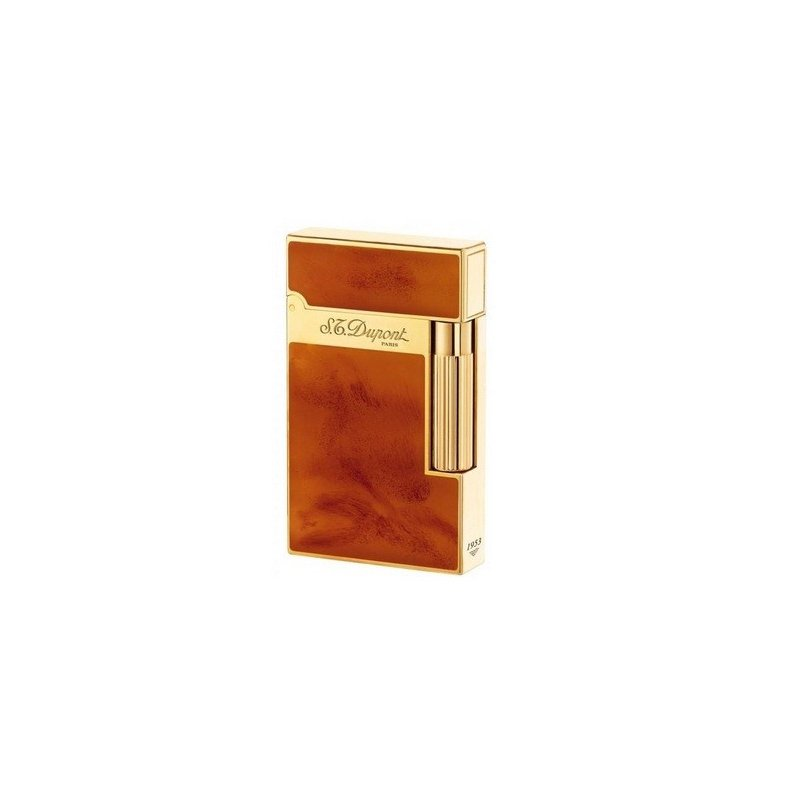 Bricheta S.T. Dupont Ligne 2 Atelier Light Brown 016128