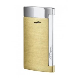 Bricheta S.T. Dupont Slim 7 Yellow Gold 027703
