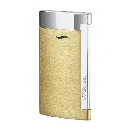 Bricheta S.T. Dupont Slim 7 Yellow Gold 027703