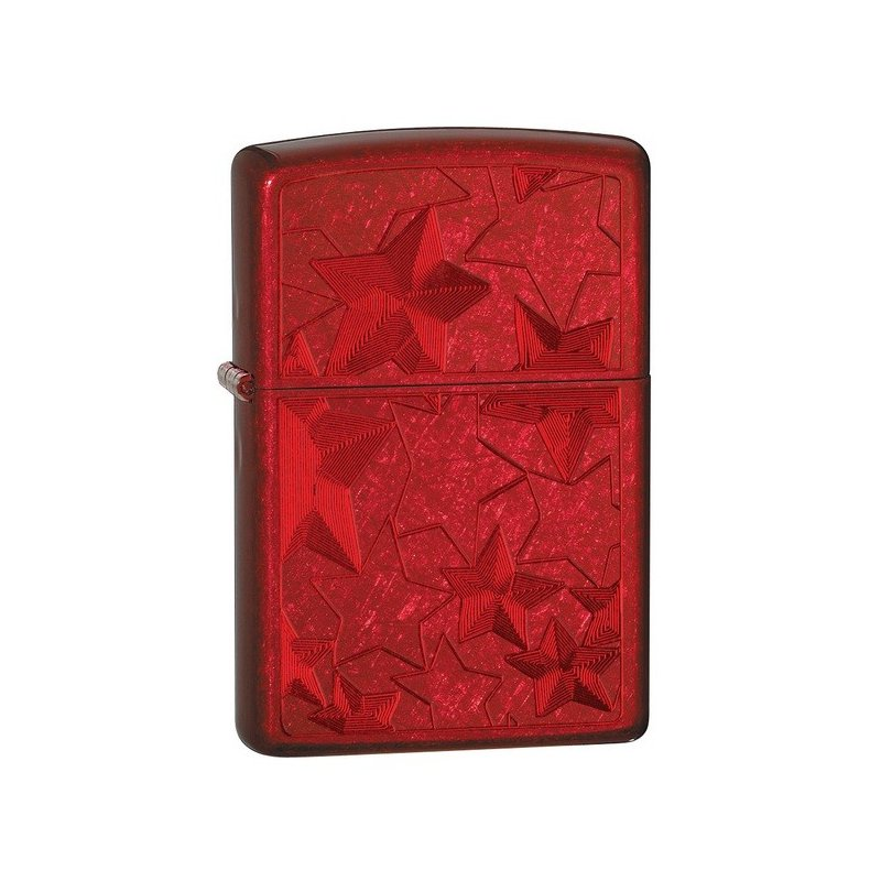 Bricheta Zippo 28339 Candy Apple Red