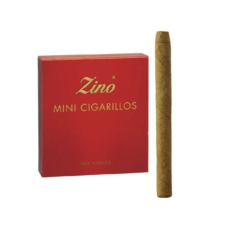 Tigari de foi Zino Mini Red Export 20 S