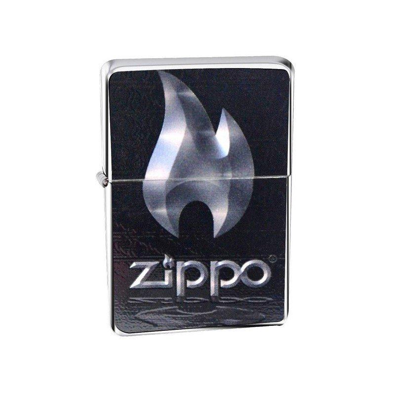 Bricheta Zippo 28445 Street Chrome