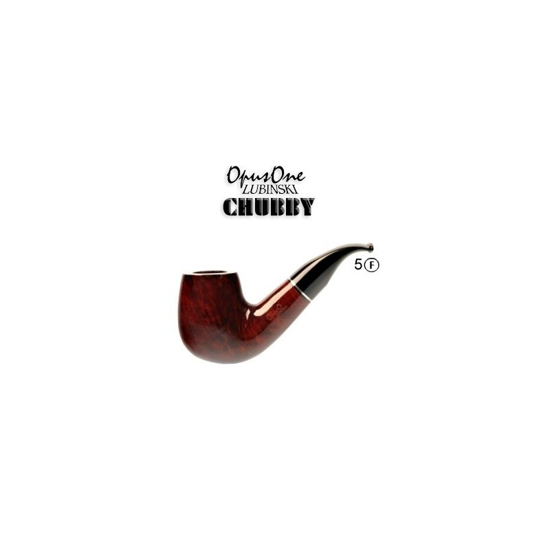 Pipa Lubinski Opus Chubby Bordeaux A368.5