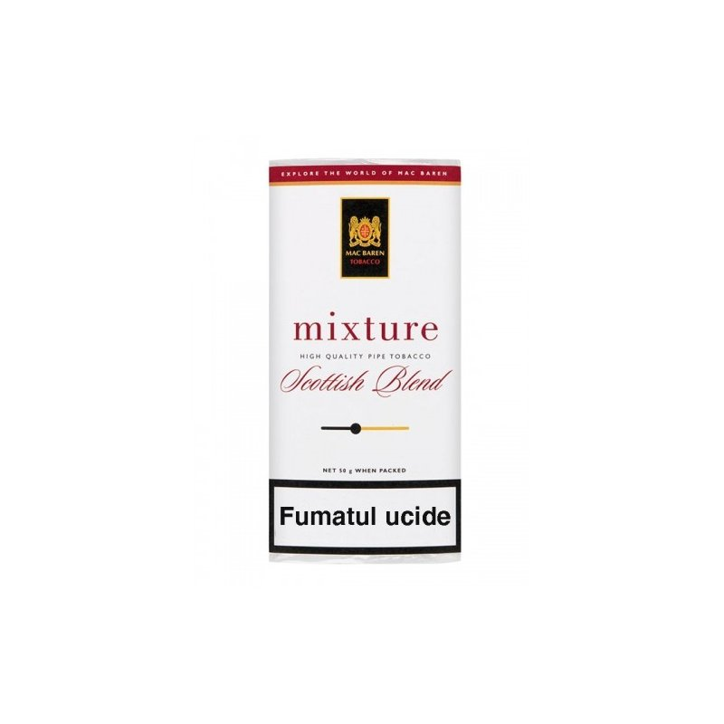 Tutun pipa Mixture Mac Barren 50 gr