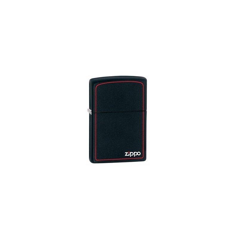 Bricheta Zippo 218ZB Black Matte