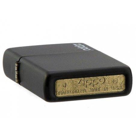 Bricheta Zippo 218ZL Black Matte