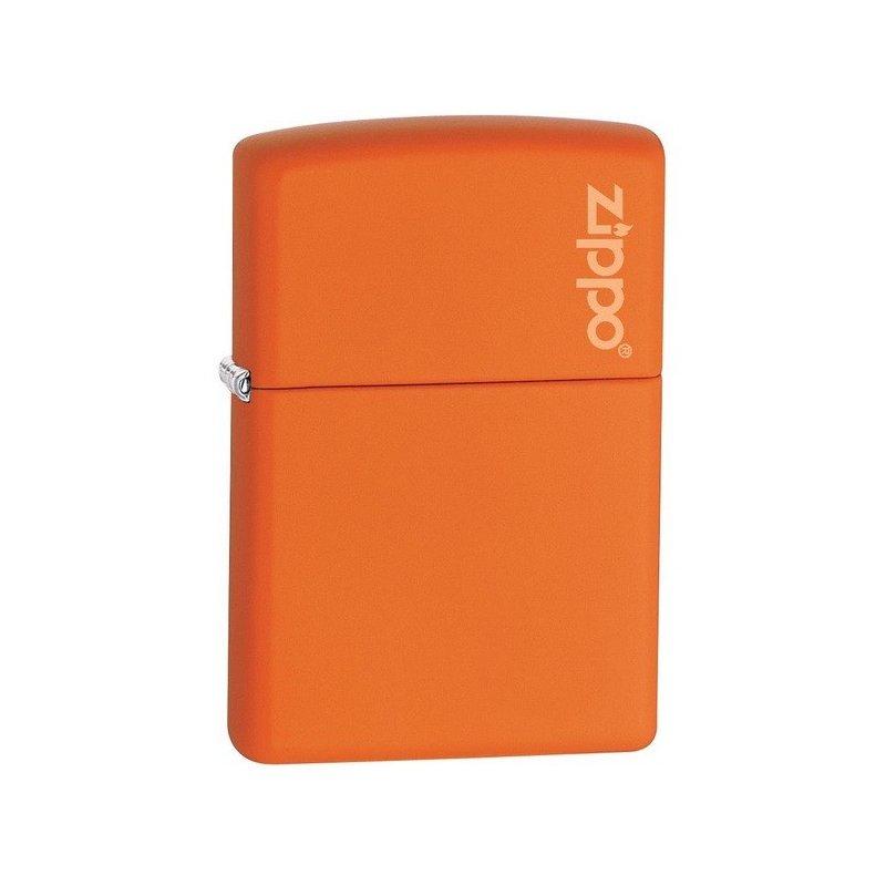 Bricheta Zippo 231ZL Orange Matte