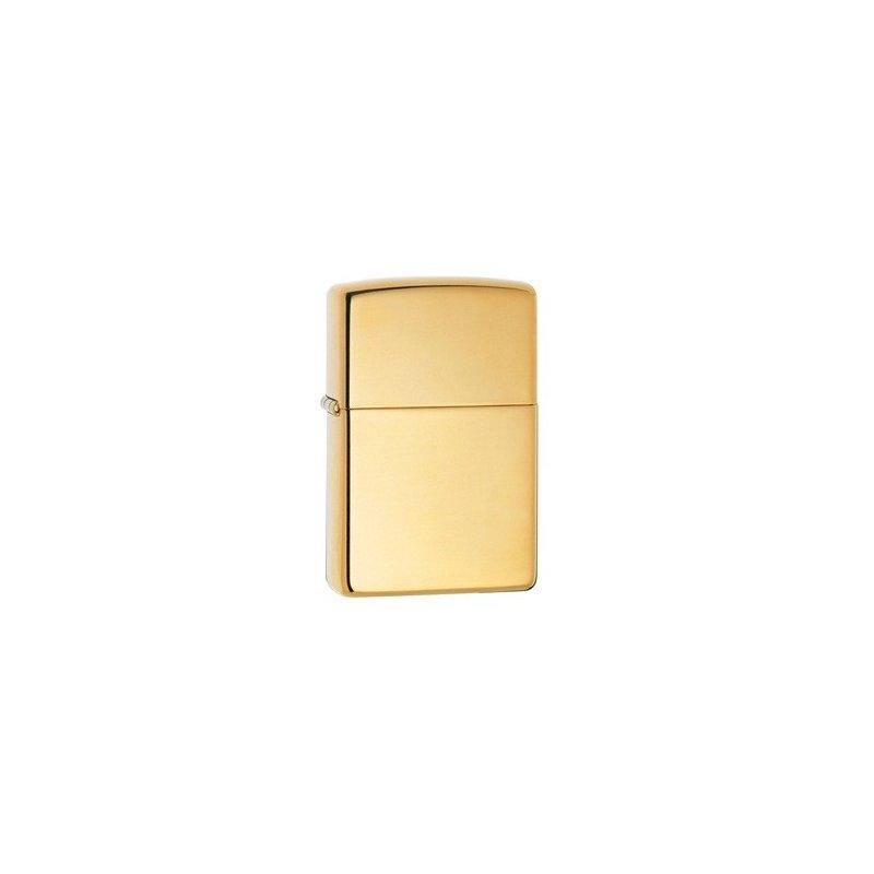 Bricheta Zippo 254B High Polish Brass