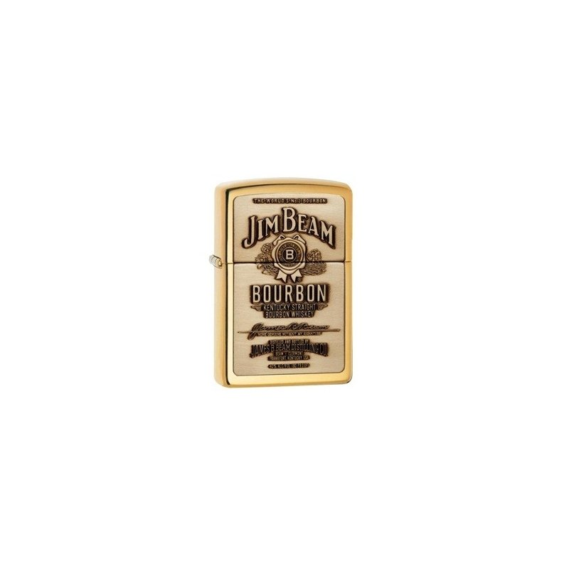 Bricheta Zippo 254BJB.929 High Polish Brass