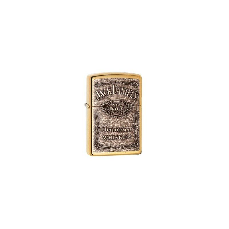 Bricheta Zippo 254BJD.428 High Polish Brass