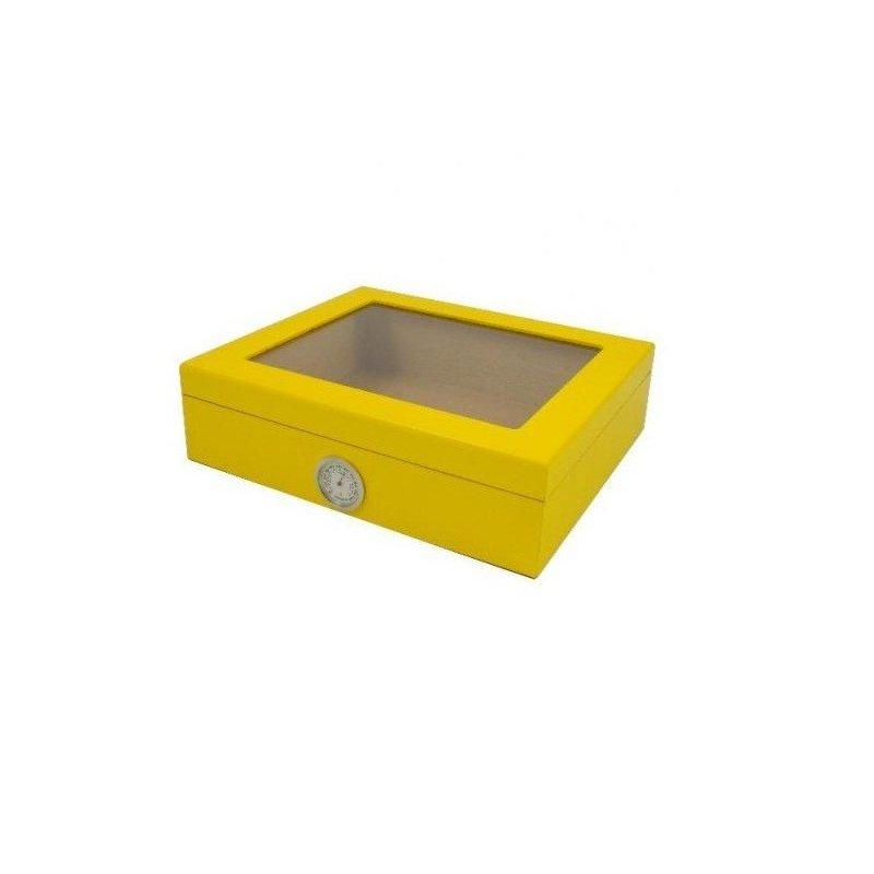 Humidor trabucuri Ermano Yellow 20