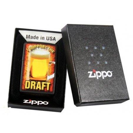 Bricheta Zippo 28294 Black Matte