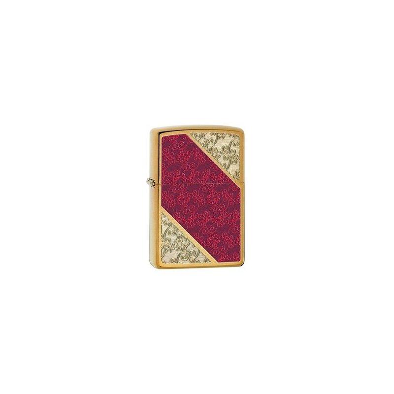 Bricheta Zippo 28377 Brushed Brass
