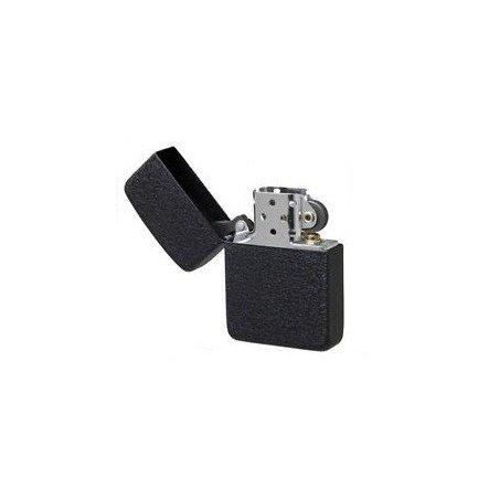 Bricheta Zippo 28582 1941 Replica Black Crackle