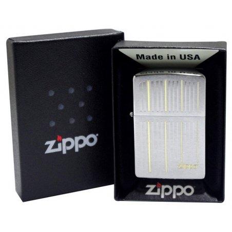 Bricheta Zippo 28646 Brushed Chrome