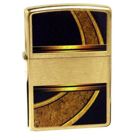 Bricheta Zippo 28673 Brushed Brass