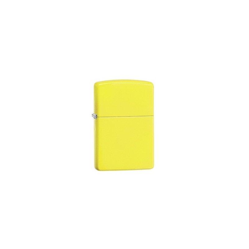 Bricheta Zippo 28887 Neon Yellow